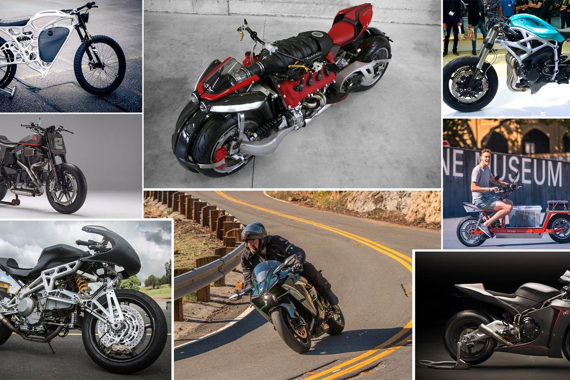 From the sublime to the ridiculous,2016 has been a bumper year for eyebrow-raising motorcycles