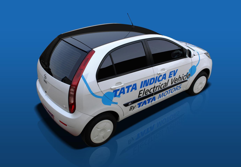 The Tata Indica Vista EV