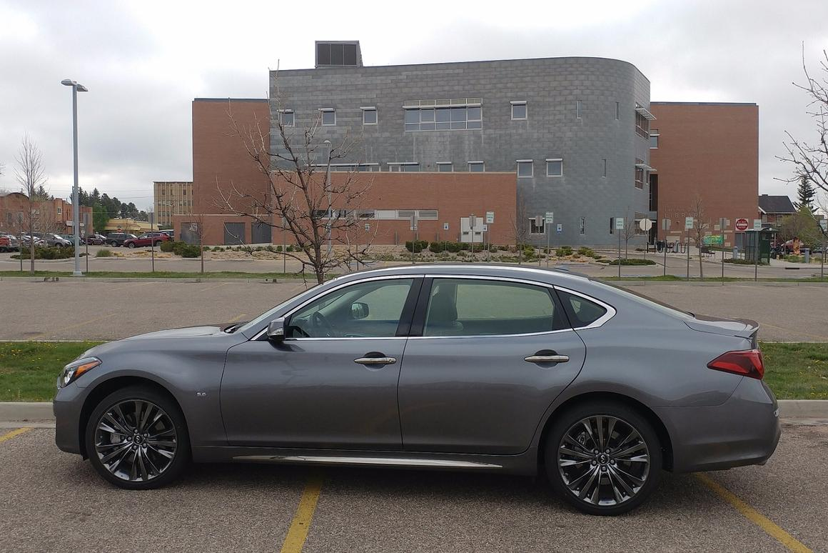 Rivals in the sedan market have seen updates that the Q70 has not,and that is beginning to haunt the Q70's otherwise well-preserved appeal