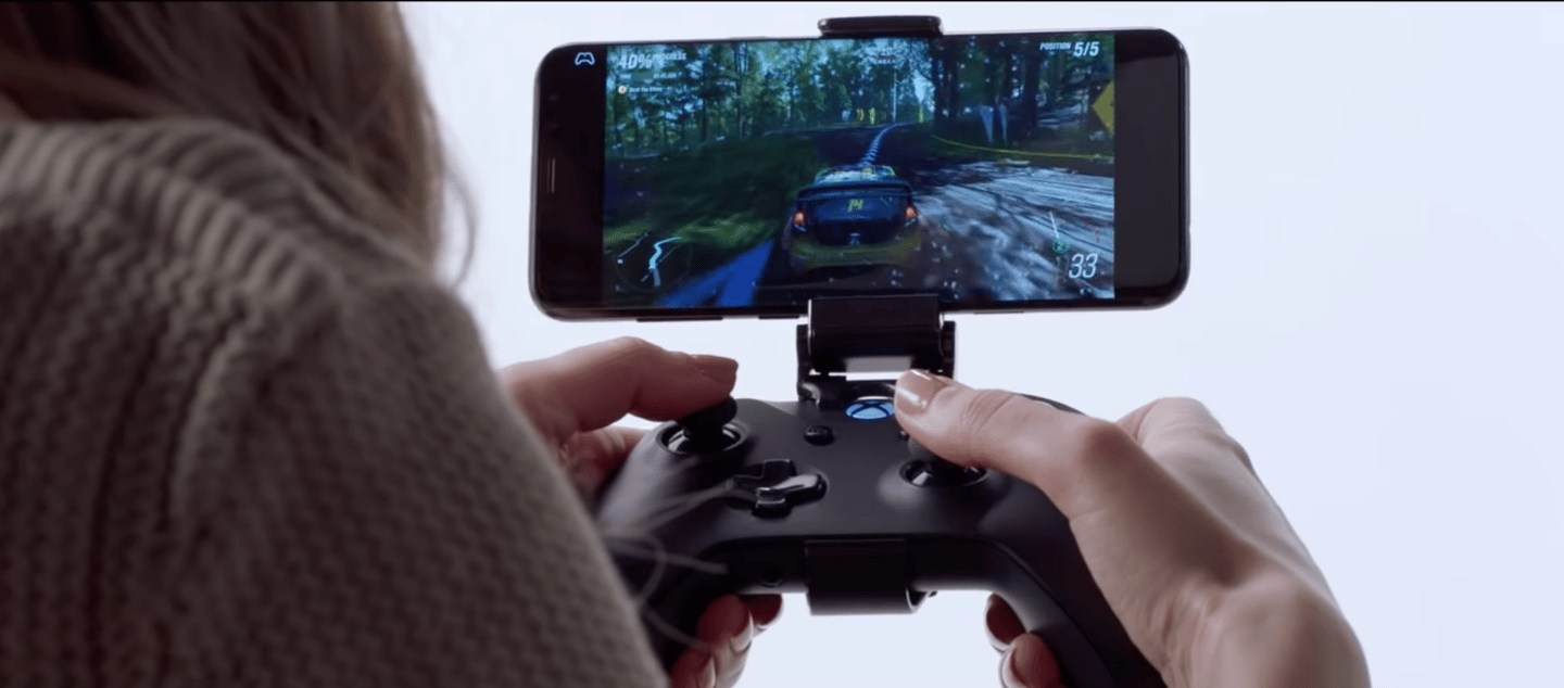 Microsoft has announced Project xCloud, a game-streaming service that lets users play Xbox One games on phones or other devices