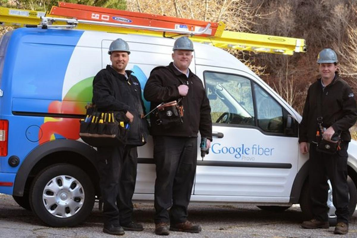 Google is looking at expanding Fiber to a number of cities