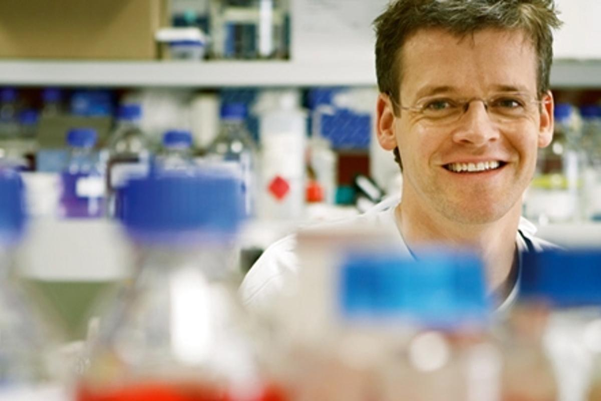Dr. Jake Shortt discovered a common industrial solvent called NMP has anti-cancer properties
