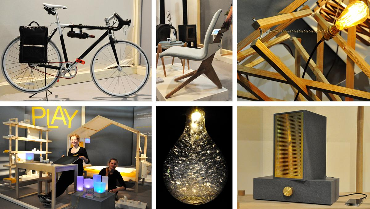 Gizmag has put together a special gallery of some of the best of the best from this year's SaloneSateliite during the Milan Design Week