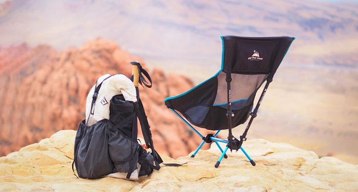 Assuming it reaches production, a pledge of US$89 will get you just the TrekChair, with $109 required for the chair and poles