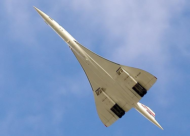 Is a Concorde-style electric airplane possible?Workman's idea is to use the whole wing surface as part of a giant battery