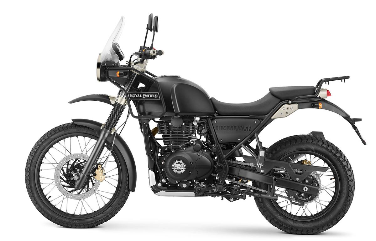 Royal enfield weight in kg