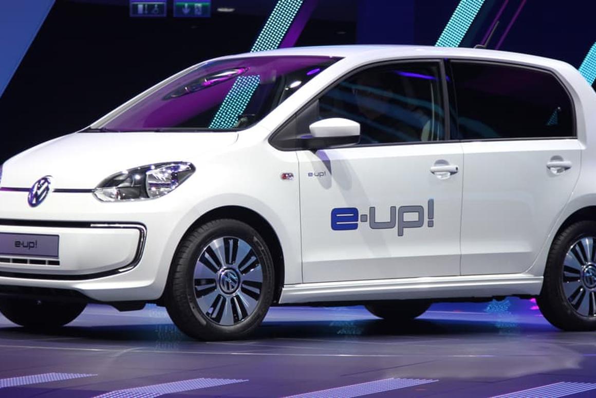 VW hasannounced a new EV strategy inWolfsburg