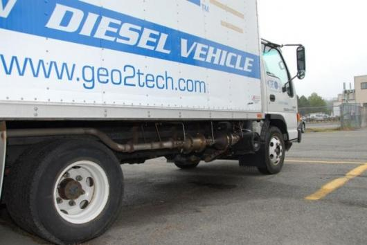 Advanced diesel filtration technology