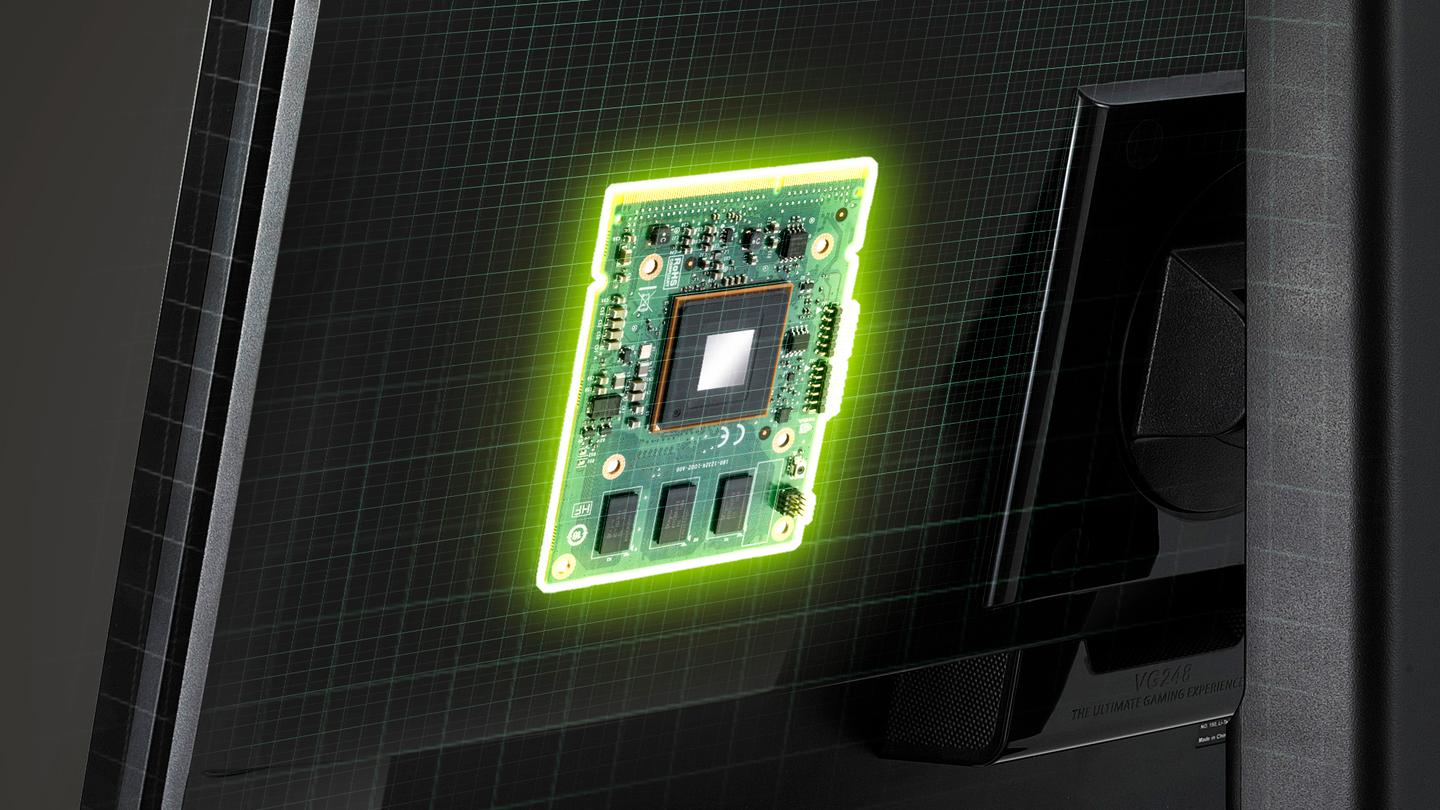 Acer is yet to reveal the design of its Nvidia G-Sync packing monitor