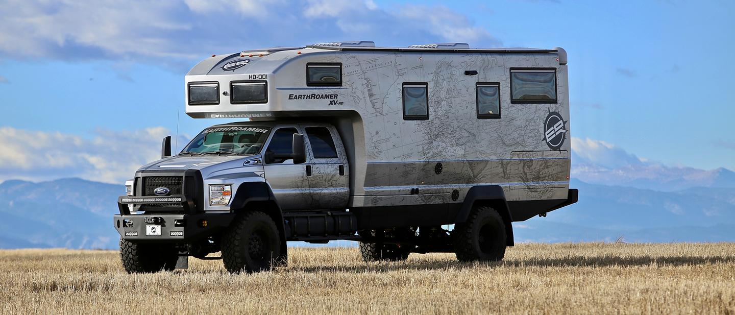EarthRoamer steps up its game with the massive XV-HD