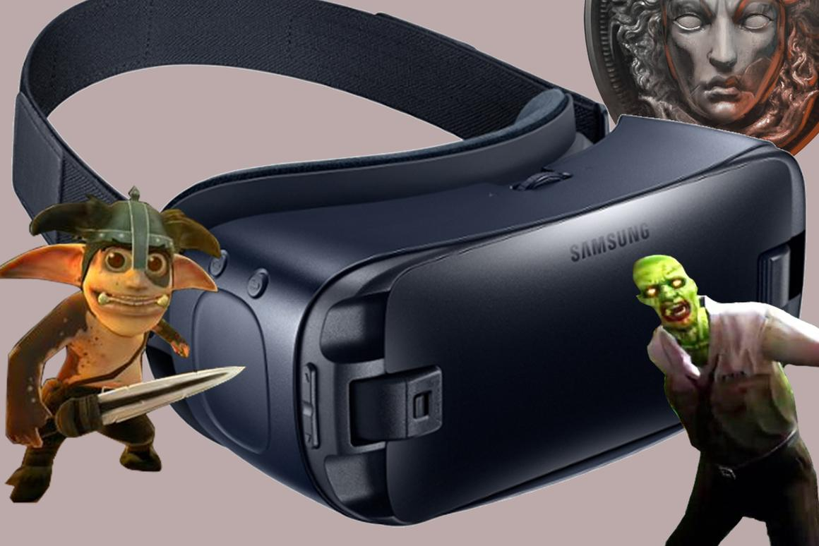 The best Gear VR games, apps & experiences