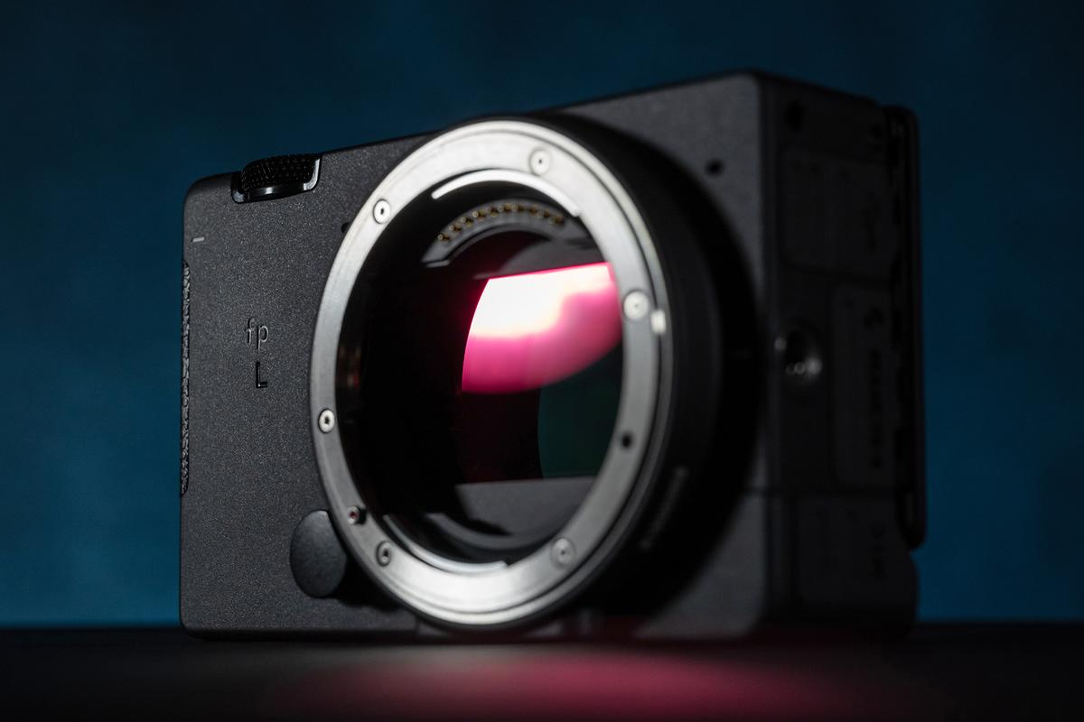 The fp L is billed as the world's smallest and lightest mirrorless camera with a 61-megapixel full-frame sensor