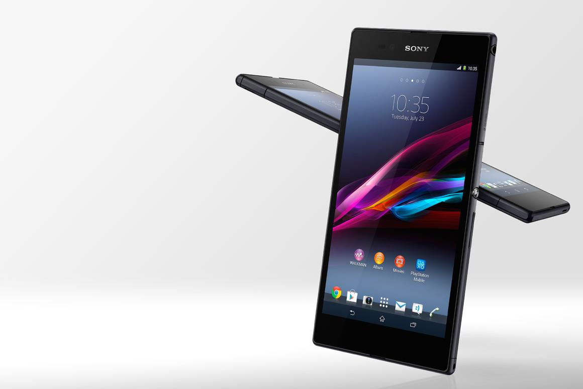 "Sony's new Xperia Z Ultra is a beast of a device, as long as you can live with a ""phone"" that's basically a small tablet"