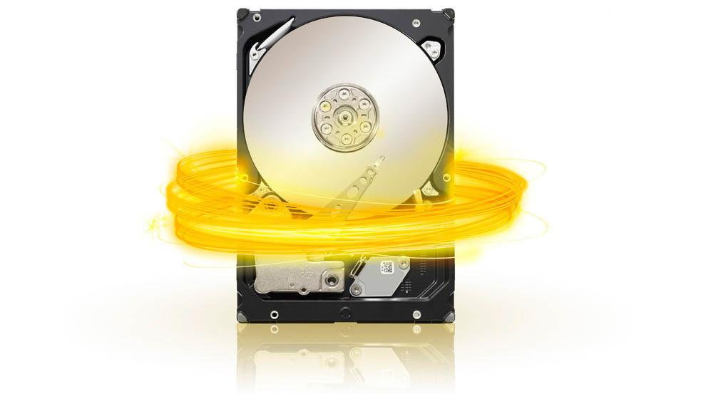 Seagate has announced the first 3.5-inch hard drive with 1TB of storage capacity per disk platter