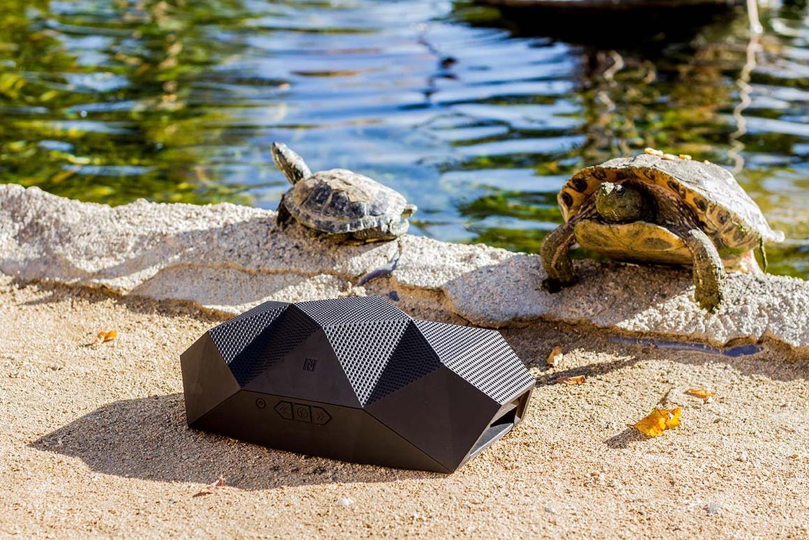 The latest Outdoor Tech wireless speaker