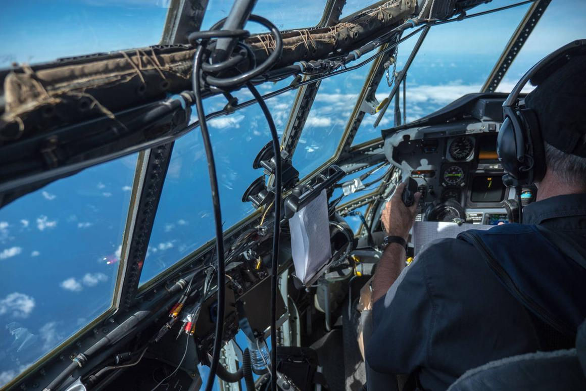 The Ocean Cleanup carried out an aerial survey of the Great Pacific Garbage Patch in 2016