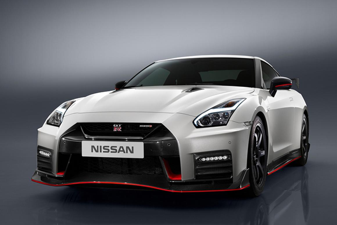 The red trim on theNismoGT-Rshould be popping up in more places as Nissan expands its sub-brand