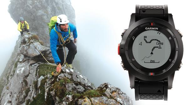 The Garmin Fenix is a GPS navigation tool for adventurers