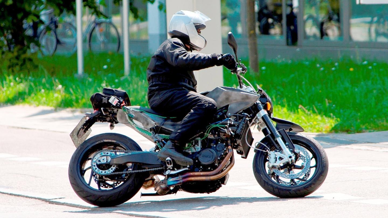 The new bikes have been designed by Raffaele Zaccagnini