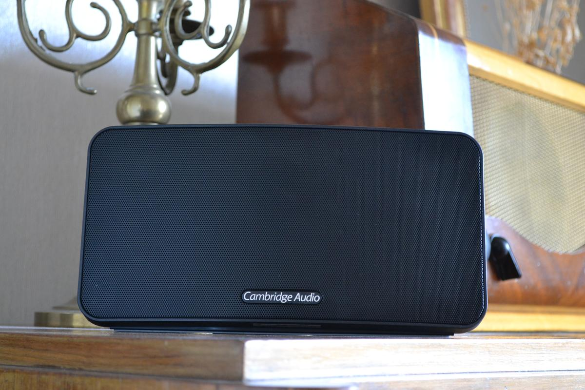 The Minx Go portable Bluetooth speaker from Cambridge Audio