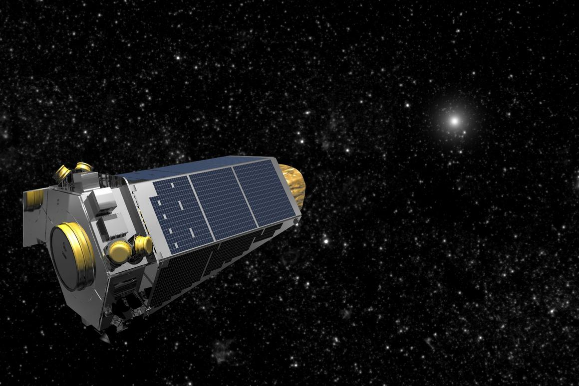 NASA's Kepler spacecraft was put into Emergency Mode last Thursday and has since been recovered