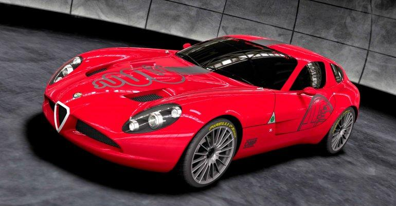 The new TZ3 was built to a commission by German Zagato collector Martin Kapp,