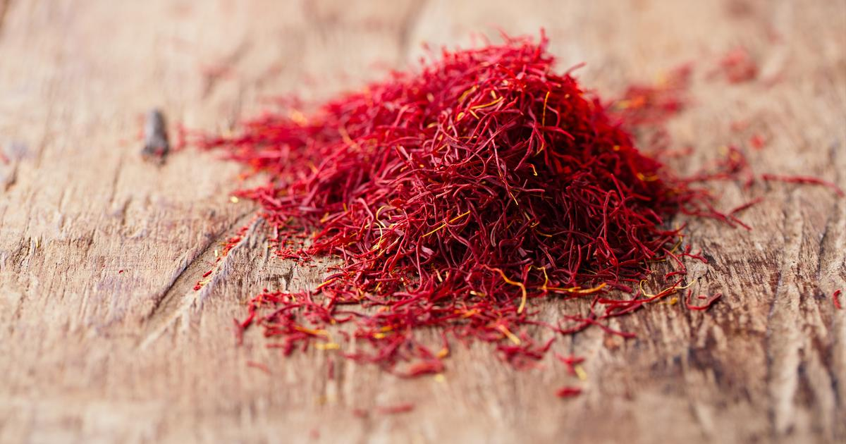 If you're having trouble sleeping – try saffron?