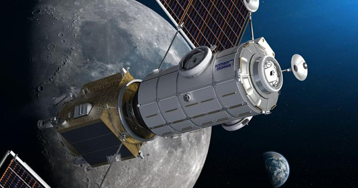 HALO space habitat module passes preliminary design review