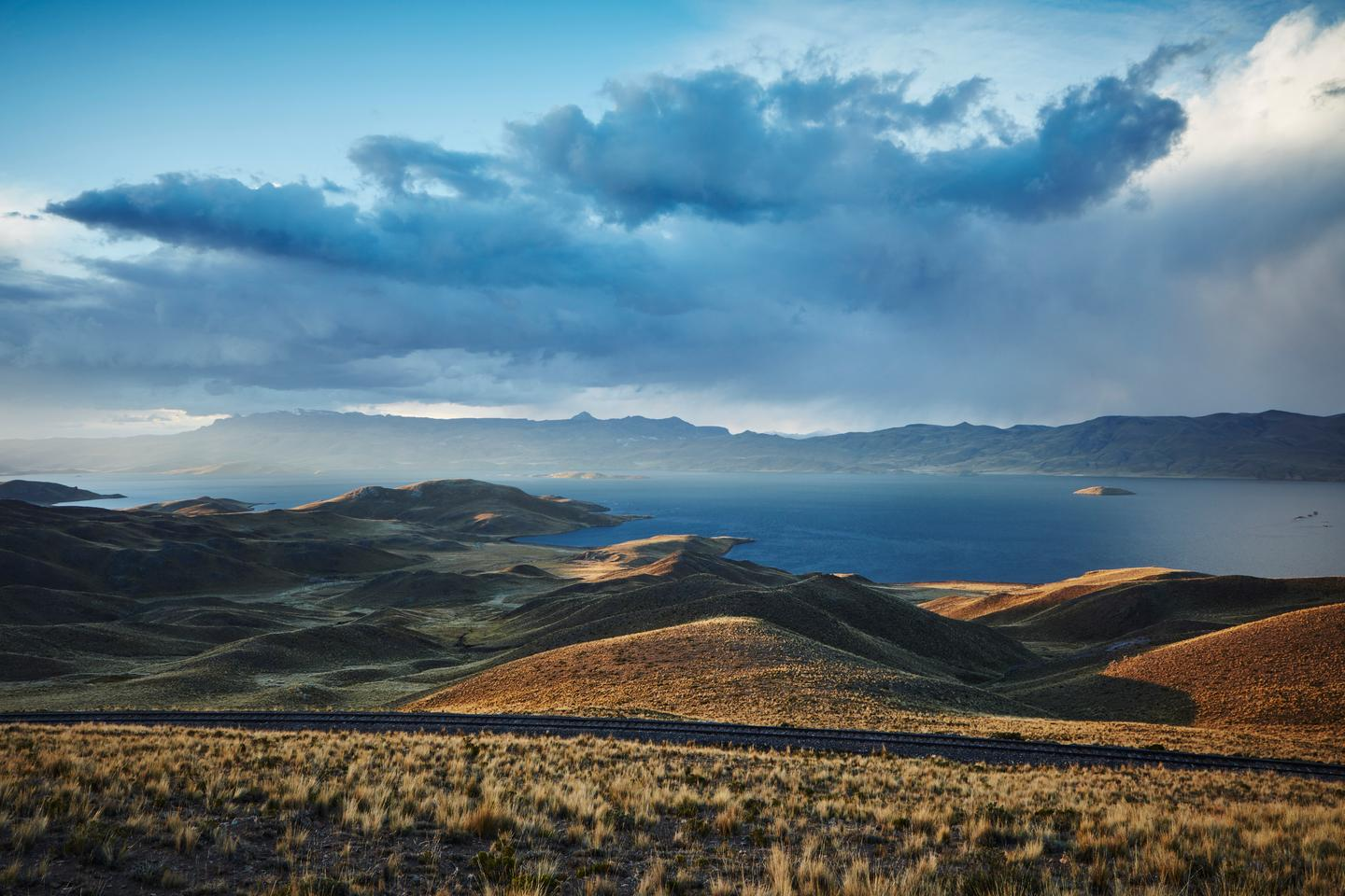 The Peruvian Andes are home to some spectacular sights