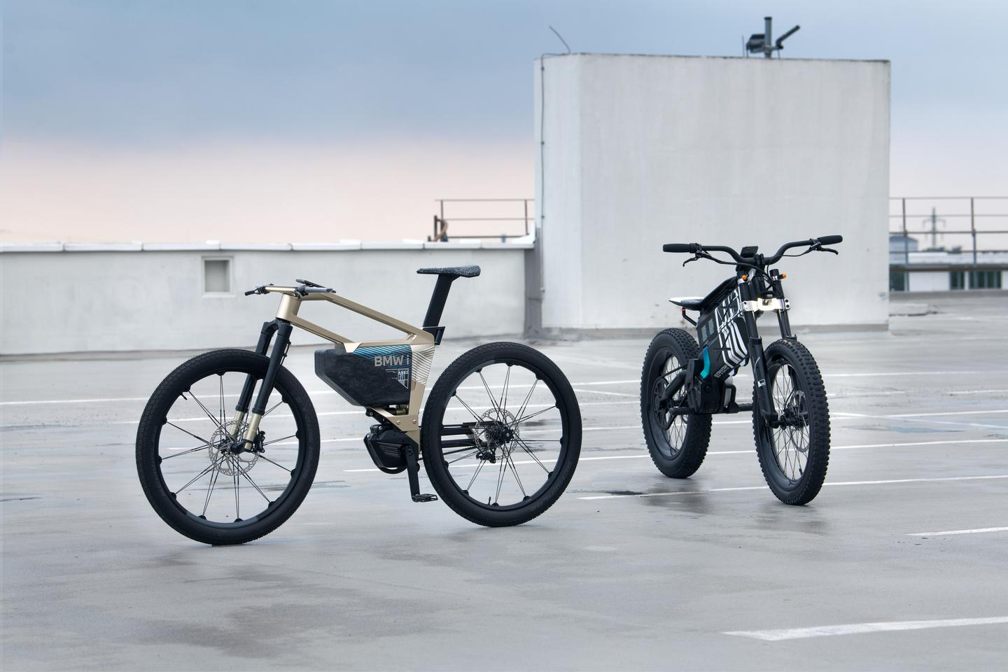 The i Vision AMBY and Vision AMBY are designed to bridge the gap between ebike and motorcycle