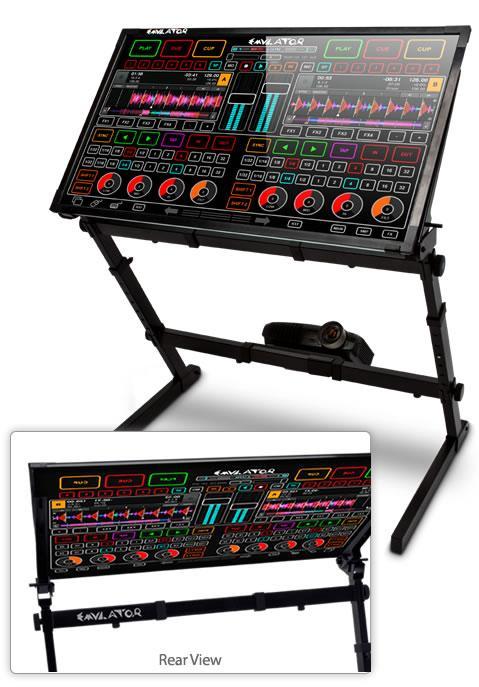 Emulator DVS system