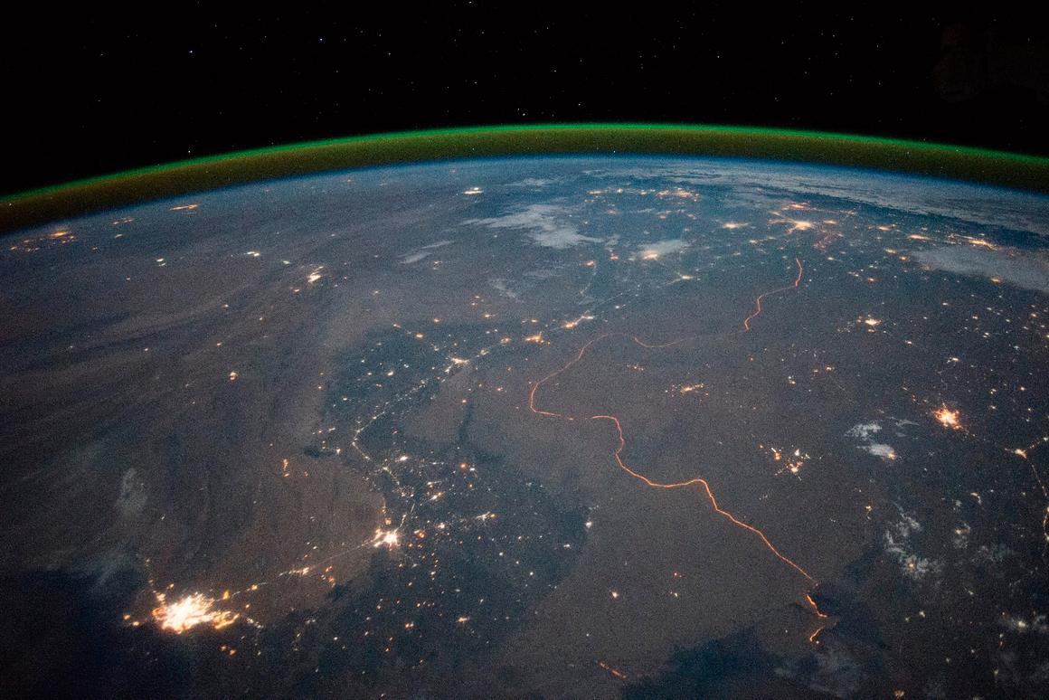 A pictorial history of Earth from space