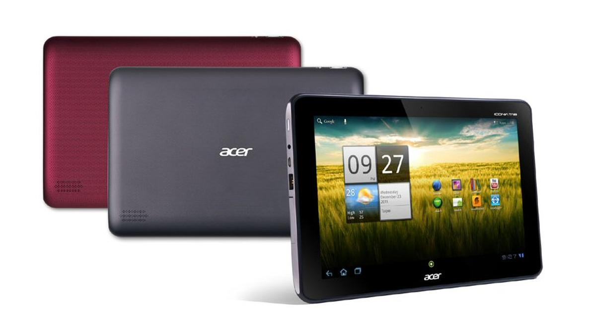 Acer has announced a new addition to its Iconia Tab tablet series - the A200, which will initially run on Android 3.2 but will be upgraded to version 4.0 in January 2012