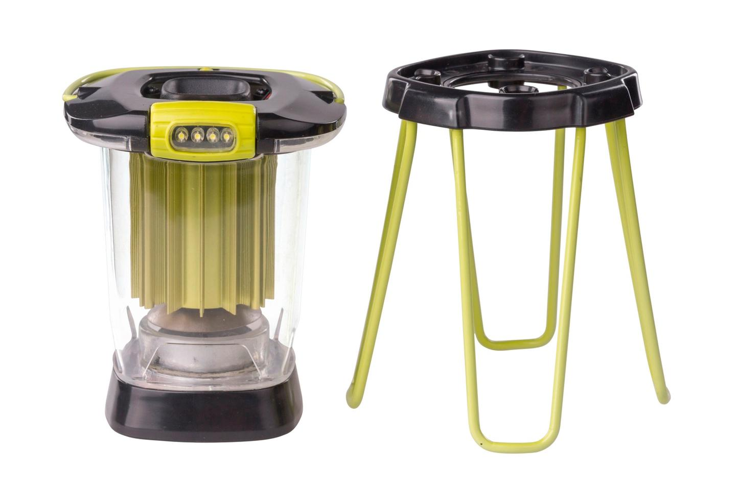 Throughthermoelectrics, the Luminiser Lantern uses heat from a candle to power its LEDs
