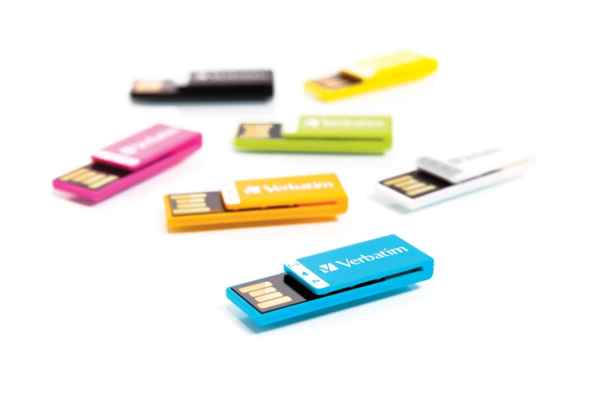 Clip-It comes in various bright colors