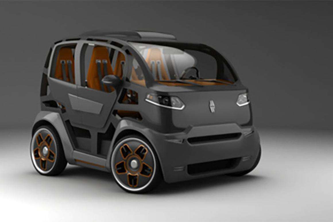 The Mirrow Provocator is a unique take on the modern city car