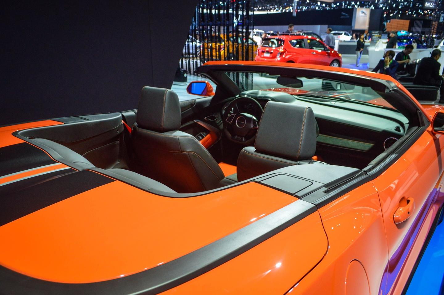 The 2019 Corvette ZR1 convertible is the first ZR1 drop-top Chevrolet has made since the original in 1970