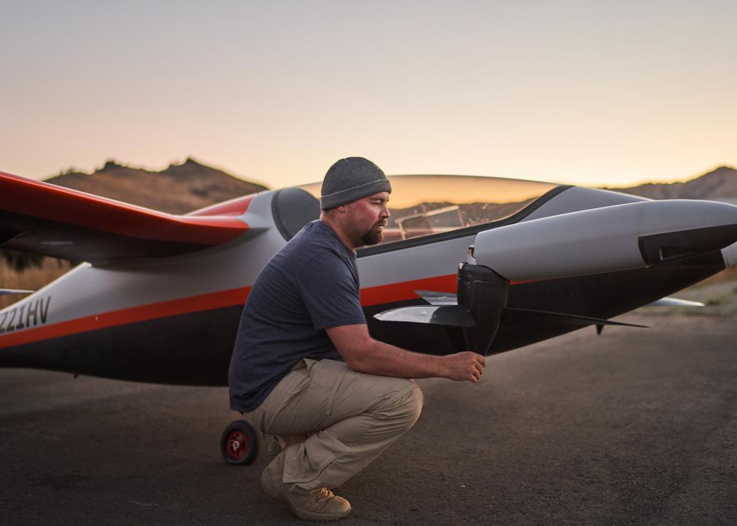 Kitty Hawk, the aviation startup backed by Google co-founder Larry Page and Boeing, has today lifted the lid on another electrically powered aircraft, the third in its lineup