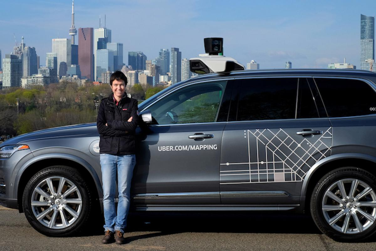 Uber's autonomous vehicle research will be headed up byRaquel Urtasun, a computer scientist at the University of Toronto