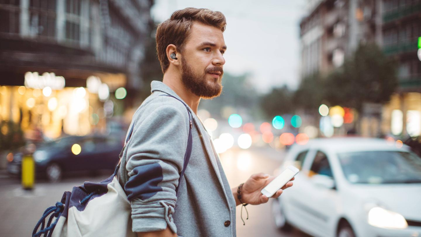 Both the EAH-AZ60 and EAH-AZ40 true wireless earphones come with a call clarity technology Technics is calling Just