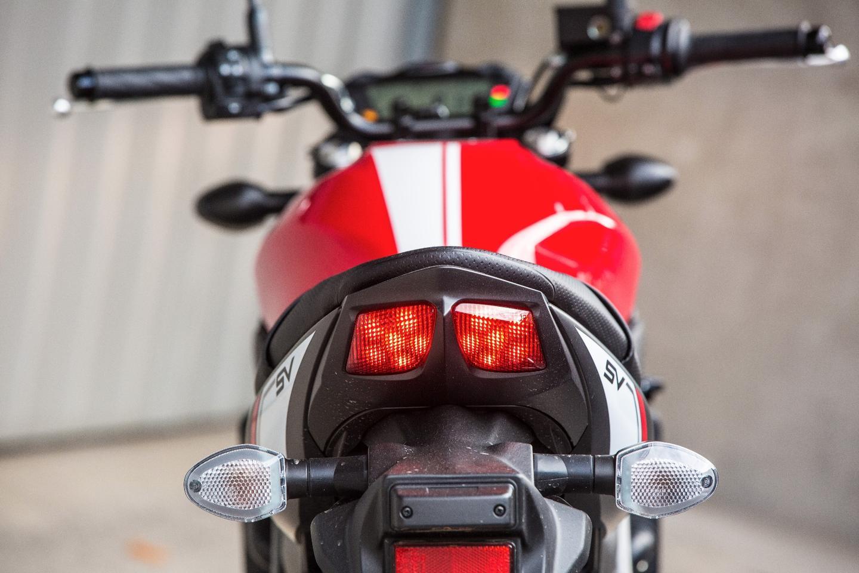 First ride: Suzuki SV650 review   Visordown