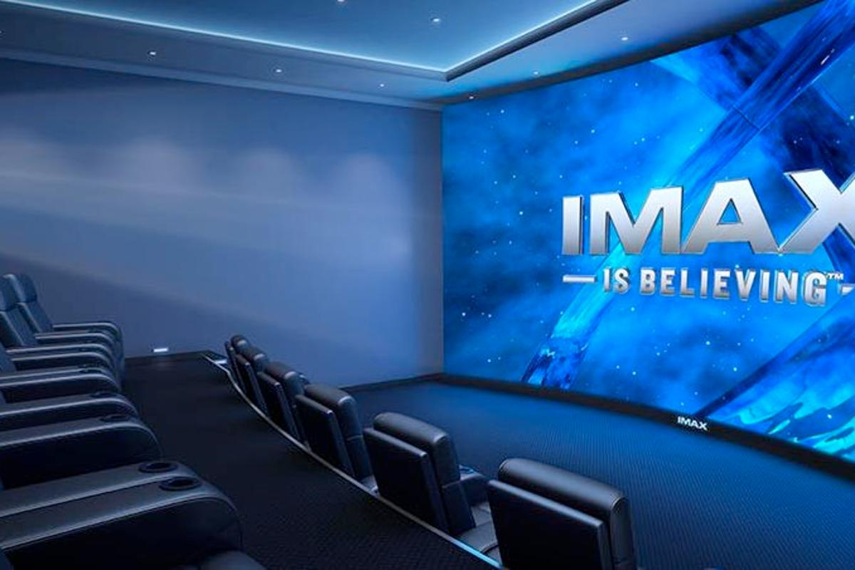 Wealthy cinephiles can now have their own IMAX Private Theater built in their home