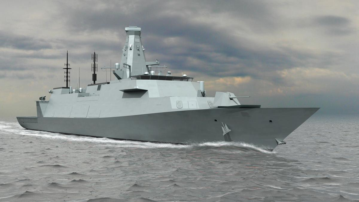 The Type 26 Global Combat Ship (T26 GCS) will be one of the most advanced vessels in the Royal Navy fleet (Image: BAE Systems)