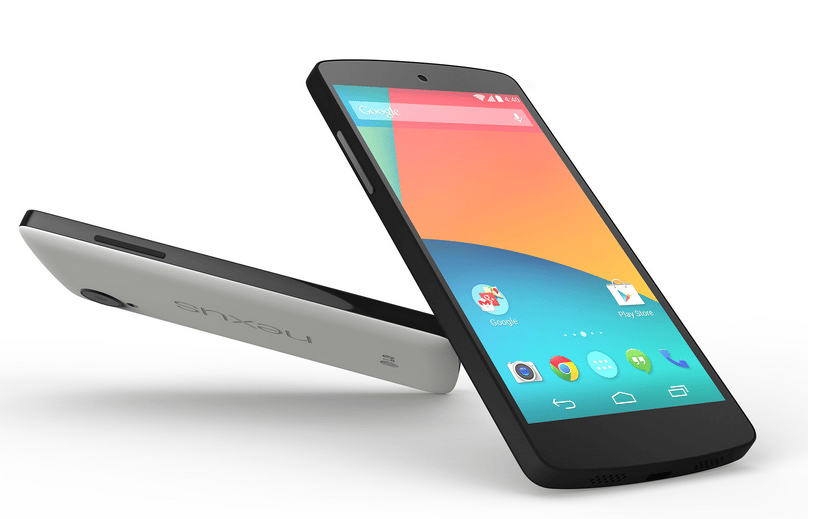 The Nexus 5 fills in a lot of the gaps left by its predecessor