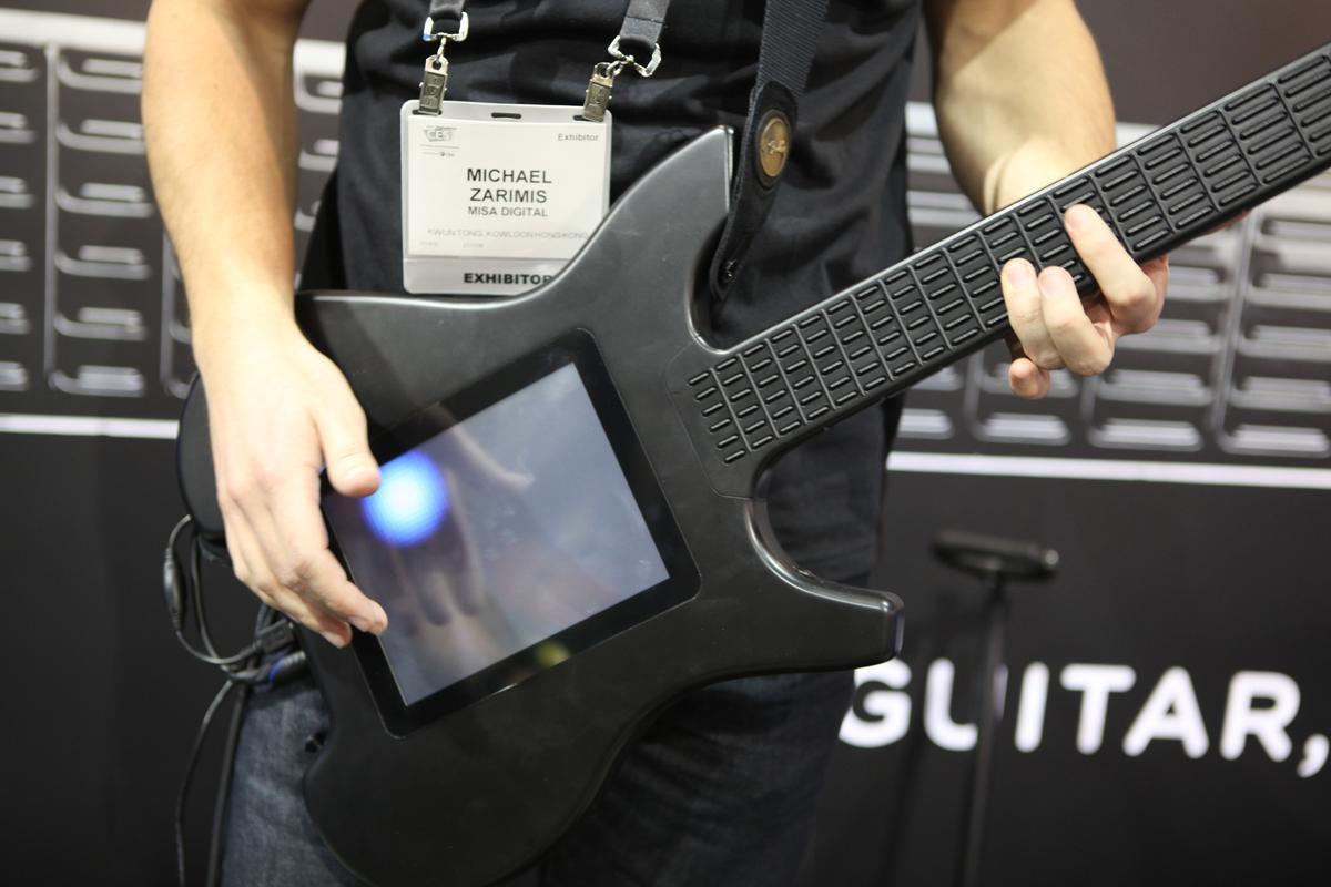 Kitara digital guitar