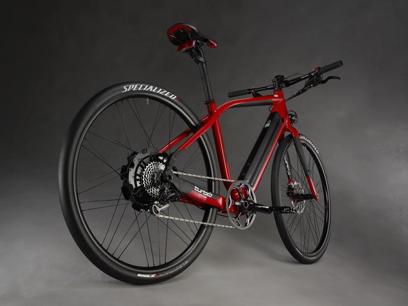 The Specialized Turbo e-bike has a top electric-assist speed of 45 km/h (28 mph), reportedly making it the world's fastest electric bicycle (Photo: Specialized)