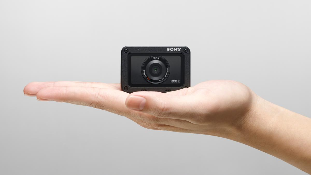 "Sony claims new RX0 is ""the world's smallest and lightest premium compact camera"""