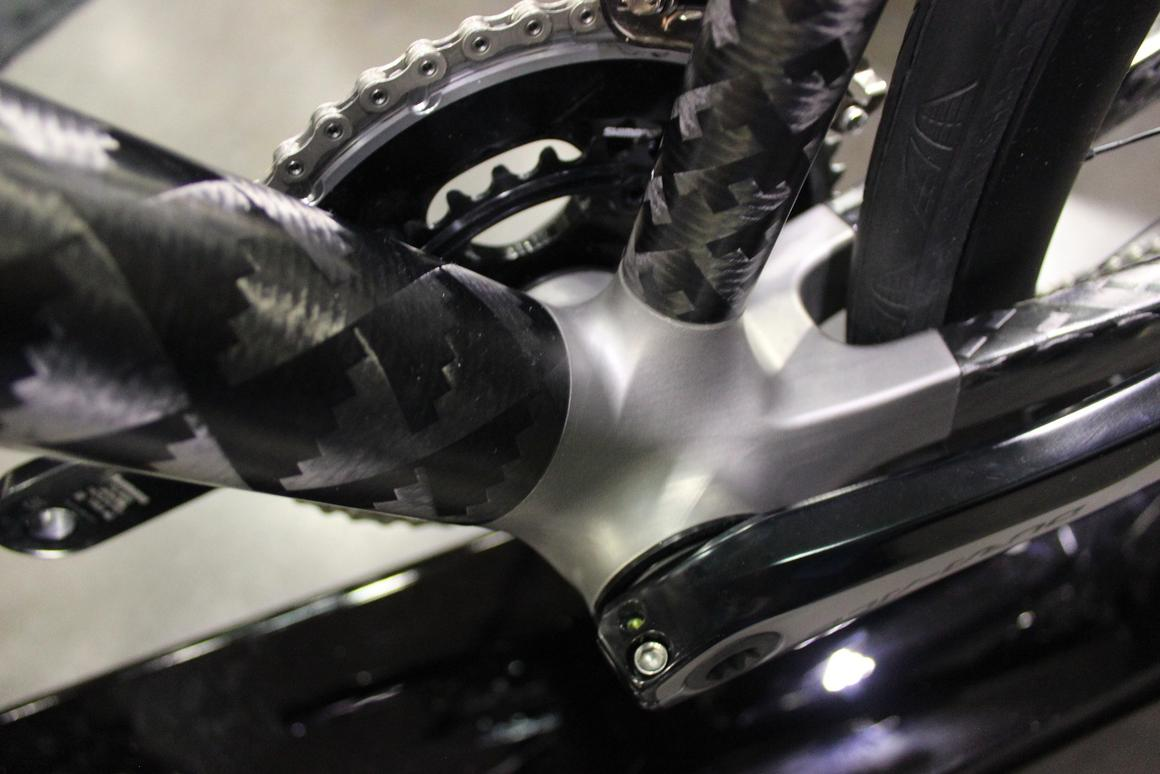 3D-printed titanium offers new possibilities for bike builders