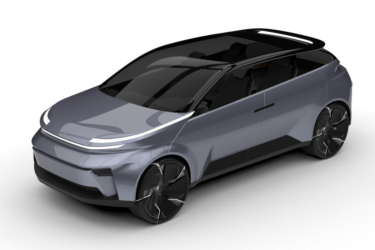 With a keen eye on a cleaner future, Canada's Automotive Parts Manufacturers' Association (APMA) has revealed the designs for its very own electric vehicle