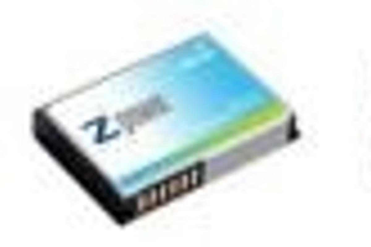 ZPower silver-zinc rechargeable batteries